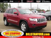 Options:  2011 Jeep Grand Cherokee Rwd 4Dr Laredo|Power