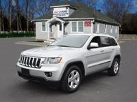 This  2011 Jeep Grand Cherokee is a dream to drive.