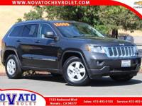 New Price! CARFAX One-Owner. 4WD. Gray 4WD 5-Speed