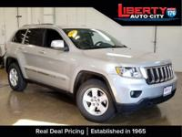 Bright Silver Metallic Clearcoat 2011 Jeep Grand