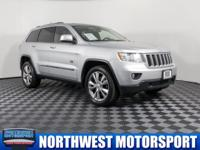 Clean Carfax 4x4 SUV With A Navigation System!