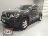 Options:  2011 Jeep Grand Cherokee 4Wd 4Dr