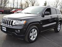 This 2011 Jeep Grand Cherokee 4dr 4WD 4dr Laredo