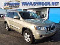 Options:  2011 Jeep Grand Cherokee Laredo|4X4 Laredo