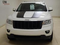 Options:  2011 Jeep Grand Cherokee Laredo 4X4