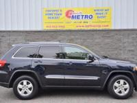 2011 Jeep Grand Cherokee Laredo  in Blackberry