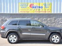 2011 Jeep Grand Cherokee Laredo  in Dark Charcoal
