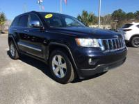 2011 Jeep Grand Cherokee Limited RWD 5-Speed Automatic