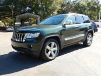Options:  2011 Jeep Grand Cherokee Limited|Miles:
