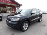 Options:  2011 Jeep Grand Cherokee Visit Auto Group