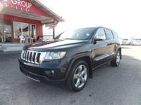 Options:  2011 Jeep Grand Cherokee Advanced Tech