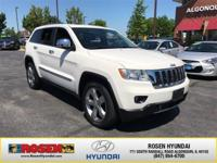 **HARD TO FIND** 2011 Jeep Grand Cherokee Limited with