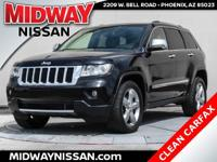 2011 Jeep Grand Cherokee Limited Brilliant Black