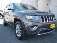2011 JEEP GRAND CHEROKEE LIMITED 4X4 ONE OWNER CLEAN