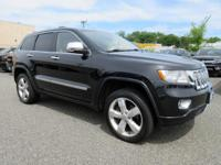 CARFAX One-Owner. Black 2011 Jeep Grand Cherokee