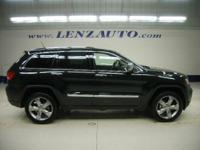 Description 2011 JEEP GRAND CHEROKEE Four Wheel Drive,