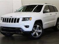 2011 Jeep Grand Cherokee RWD 4dr Overland SUV