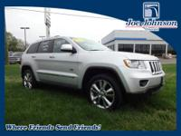 One Owner Clean Carfax, Grand Cherokee Laredo 4WD, 70th