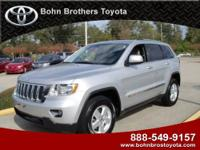 Bohn Brothers Toyota presents this 2011 JEEP GRAND
