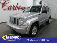 2011 Jeep Liberty 4WD 75th Anniversary New Brakes,