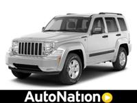 2011 Jeep Liberty. Our Area is: AutoNation Chrysler