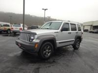 New Price! Clean CARFAX. 2011 Jeep Liberty PowerTech