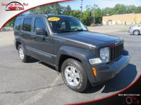 TECHNOLOGY FEATURES:  This Jeep Liberty Includes