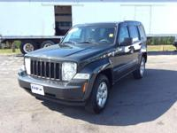 Look at this 2011 Jeep Liberty Sport. Its Automatic