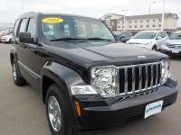 This solid 2011 Jeep Liberty Sport, with its grippy
