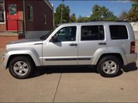 Options:  2011 Jeep Liberty Sport 70Th Annive|4X4 Sport