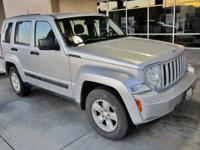 You can expect a lot from the 2011 Jeep Liberty! Packed