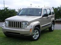 This 2011 Jeep Liberty Sport is offered exclusively by