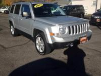 Options:  2011 Jeep Patriot Latitude 4X4 4Dr