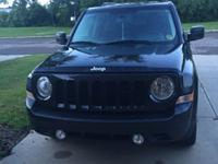2011 Jeep Patriot Latitude for sale! 65,339 miles at