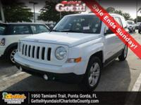 New Arrival! This 2011 Jeep Patriot Sport, has a great