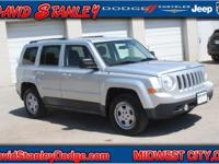 Recent Arrival!   2011 Jeep Patriot Sport FWD Automatic