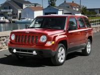 Recent Arrival! Bright White 2011 Jeep Patriot Sport