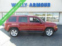 *** SUPER SHARP ONE OWNER 2011 JEEP PATRIOT ***
