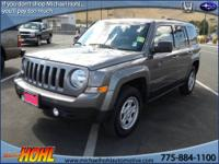 2011 JEEP Patriot SUV 4WD 4dr Sport Our Location is: