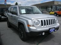 This well maintained 2011 Jeep Patriot in Bright Silver
