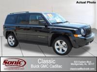 One-Owner Trade In 2011 Jeep Patriot Sport! Guaranteed