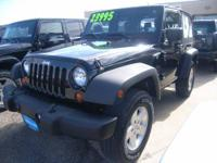 2011 Jeep Wrangler 2dr 4x4 Sport Sport Our Location is:
