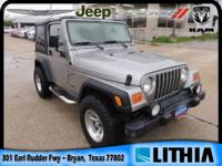 Sport trim. CARFAX 1-Owner, Jeep Certified, LOW MILES -