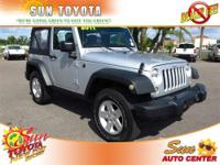 Looks Fantastic! 4-Wheel Drive, Soft Top Convertible,