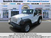 Contact Smith Haven Chrysler Jeep Dodge Ram today for