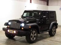 *FEATURES: WRANGLER SPORT 4X4 WITH REMOVABLE HARD TOP