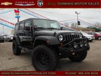 Black ClearCoat 2011 Jeep Wrangler Unlimited Rubicon