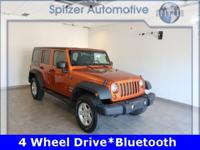 Jeep Wrangler Unlimited Sport Clean CARFAX. Clean