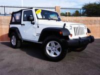 Discerning drivers will value the 2011 Jeep Wrangler!