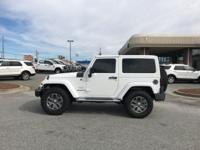 LOW MILES - 50,023! Bright White Clear Coat exterior